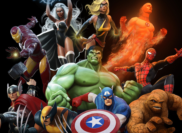 Marvel heroes прохождение