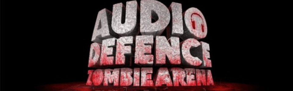 Обзор игры Audio Defence: Zombie Arena