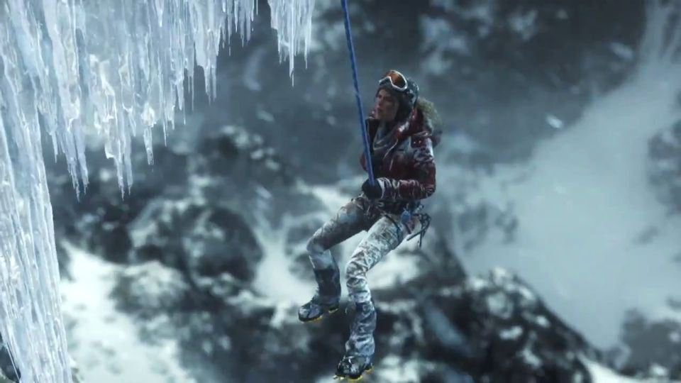 Rise of the Tomb Raider Gameplay Demo 5