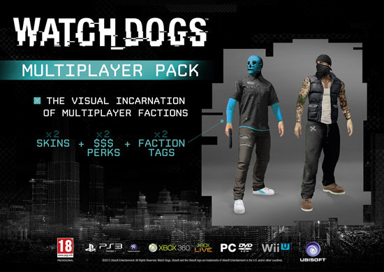 watch dogs multiplayer pack