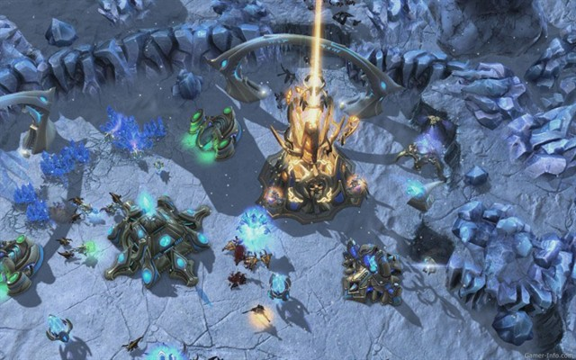 starcraft 2 heart of the swarm обзор