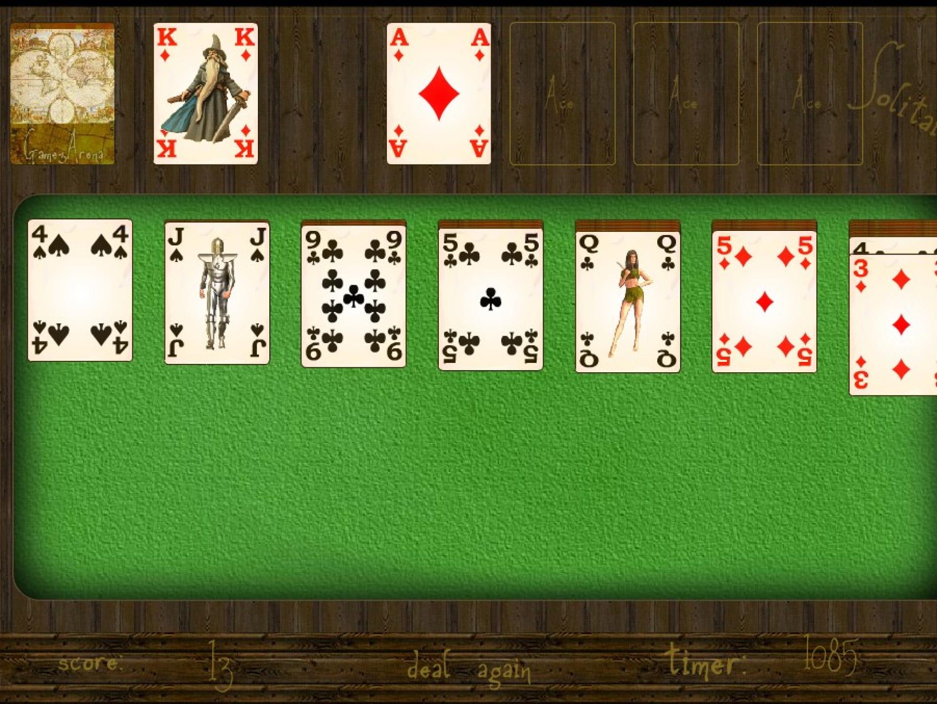 играет скуби в карты ду