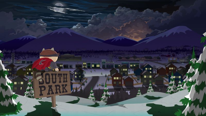 Прохождение South Park the Fractured But Whole на ПК, XOne и PS4