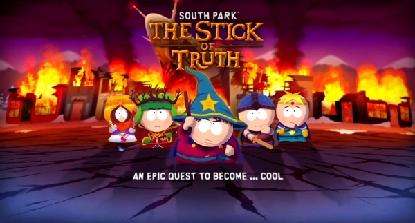 South Park The Stick of Truth русская озвучка (русификатор)