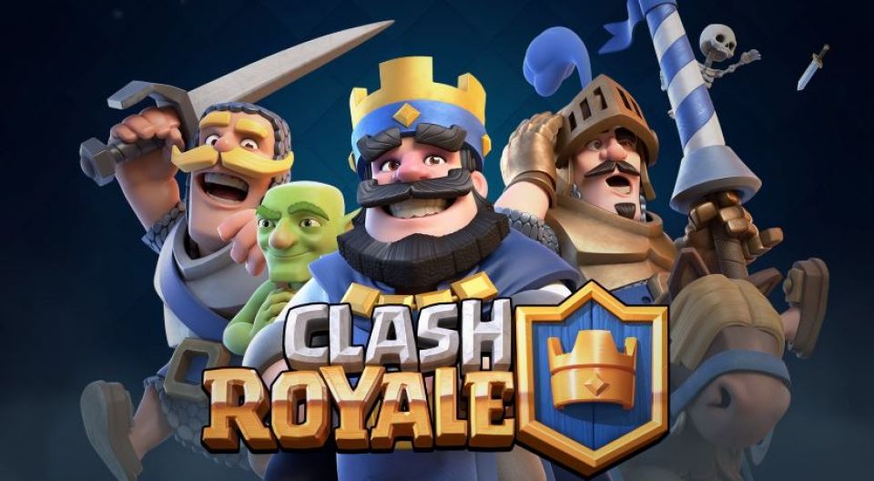 Clash Royal (Клэш Рояль) на Андроид - новая стратегия