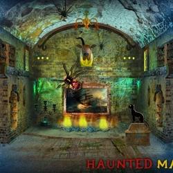 игровой автомат haunted house или дом с привидениями